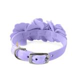View Image 2 of Tinkie's Garden Dog Collar by Susan Lanci - French Lavender