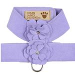 View Image 1 of Tinkie's Garden Series Tinkie Dog Harness by Susan Lanci - French Lavender