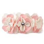 View Image 1 of Tinkie's Garden Special Occasion Dog Collar by Susan Lanci - Puppy Pink