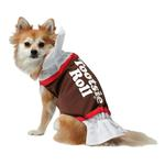 View Image 2 of Tootsie Roll Dog Costume by Rasta Imposta