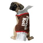 View Image 3 of Tootsie Roll Dog Costume by Rasta Imposta