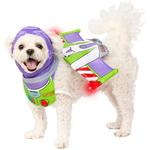 View Image 1 of Toy Story Buzz Lightyear Dog Costume Accessories by Rubies