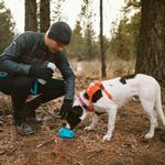 View Image 3 of Trail Runner Travel Dog Bowl By RuffWear