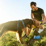 View Image 4 of Trail Runner Travel Dog Bowl By RuffWear