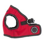 View Image 1 of Trek Dog Harness Vest by Puppia Life - Red