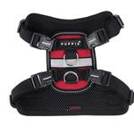 View Image 1 of Trek Safety Dog Harness by Puppia Life - Red