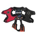 View Image 2 of Trek Safety Dog Harness by Puppia Life - Red