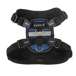 View Image 1 of Trek Safety Dog Harness by Puppia Life - Royal Blue