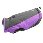 View Image 7 of Trekking Dog Jacket by Gooby - Purple