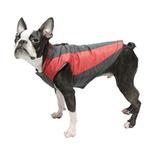 View Image 4 of Trekking Dog Jacket by Gooby - Red