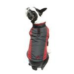 View Image 6 of Trekking Dog Jacket by Gooby - Red