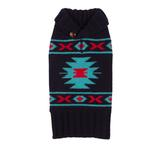 View Image 1 of Tribal Dog Sweater by fabdog® - Navy