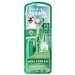 View Image 1 of TropiClean Fresh Breath Pet Oral Care Kit
