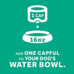 View Image 4 of TropiClean Fresh Breath Pet Water Additive Plus - Digestive