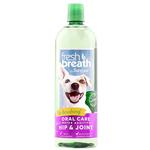 View Image 1 of TropiClean Fresh Breath Pet Water Additive Plus - Hip & Joint