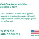 View Image 3 of TropiClean Fresh Breath Pet Water Additive Plus - Hip & Joint