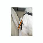 View Image 2 of Kurgo Tru-Fit Smart Harness Seatbelt Loop - Black