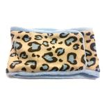 View Image 1 of Oscar Newman Wild Child Dog Belly Band - Leopard