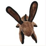View Image 3 of Tuffy Dog Toys Barnyard Series - Rutabaga the Brown Rabbit