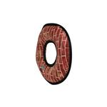 View Image 2 of Tuffy Dog Toys - Mega Ring Brick Print