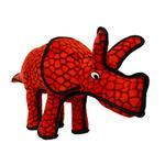 View Image 2 of Tuffy Dog Toys - Triceratops Dinosaur