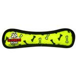 View Image 1 of Tuffy Dog Toys - Ultimate Yellow Bone