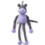 View Image 1 of StretchRageous Dog Toy - Hippo