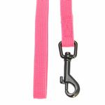 View Image 2 of Basic Dog Leash by Puppia - Pink