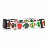 View Image 1 of Ugly Sweaters Dog Collar