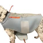 View Image 3 of Ultra Paws Cool Dog Coat - Silver