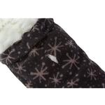 View Image 2 of Ultra Paws Doga Tog Single Fleece Dog Pullover - Starry Black