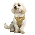 View Image 2 of Ultra Paws Doga Tog Single Fleece Dog Pullover - Starry Tan