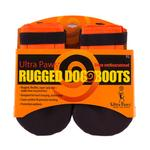 View Image 3 of Ultra Paws Rugged Dog Boots - Orange