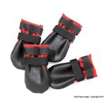 View Image 2 of Ultra Paws Rugged Dog Boots - Red