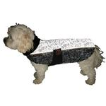 View Image 2 of Ultra Paws Weather Master Dog Coat - Forest Plaid