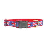 View Image 2 of Union Jack Dog Collar by Up Country
