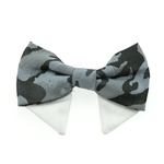 View Image 1 of Dog Bow Tie Collar Attachment by Doggie Design - Gray Camo