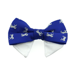View Image 1 of Dog Bow Tie Collar Attachment by Doggie Design - Royal Blue