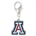 View Image 1 of University of Arizona Dog Collar Charm