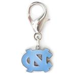 View Image 1 of University of North Carolina Tarheels Dog Collar Charm