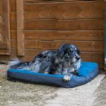 View Image 2 of Urban Sprawl Dog Bed by RuffWear - Overcast Blue