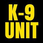 View Image 2 of K-9 Unit Dog Shirt - Black