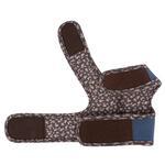 View Image 3 of Vafara Pinka Dog Harness by Pinkaholic - Dark Gray