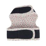 View Image 3 of Vafara Pinka Dog Harness by Pinkaholic - Off White