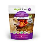 View Image 1 of Vegalicious Healthy Dehydrated Dog Treats - Pumpkin Wedges