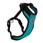 View Image 1 of Vented Vest Car Seat Dog Harness - V2 Teal