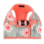 View Image 1 of Verna Vest Dog Harness by Puppia - Pink