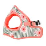 View Image 3 of Verna Vest Dog Harness by Puppia - Pink