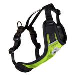 View Image 1 of Vest Dog Harness by Canine Friendly - Lime Green