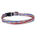View Image 1 of Vintage Made in the USA Dog Collar by Yellow Dog